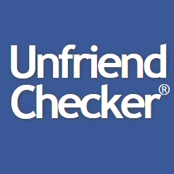 Unfriend Checker Logo