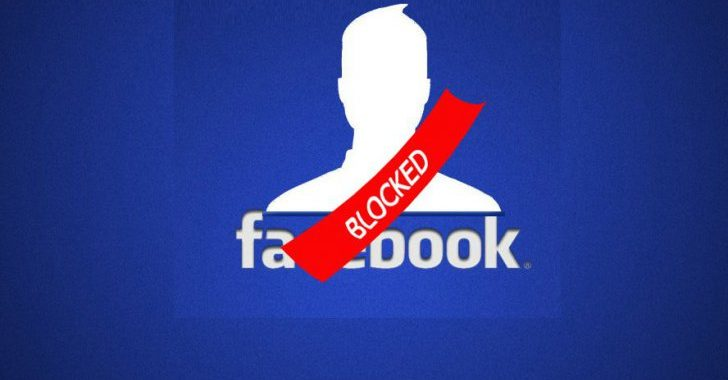 facebook blocked
